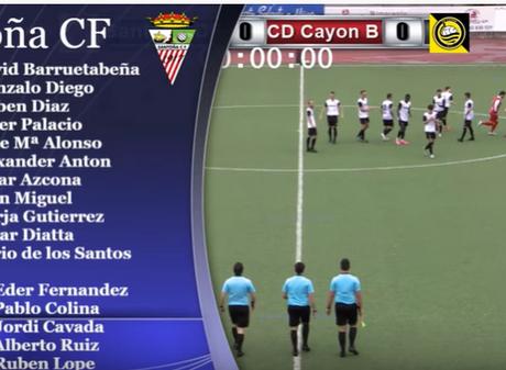 Sufrida victoria del Santoña CF 2-1