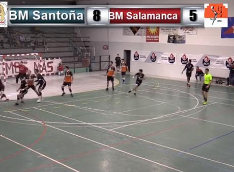Traspié del BM Santoña en Guadalajara 29-23