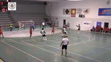 Victoria del BM Santoña ante CD Universidad de Valladolid 36-19