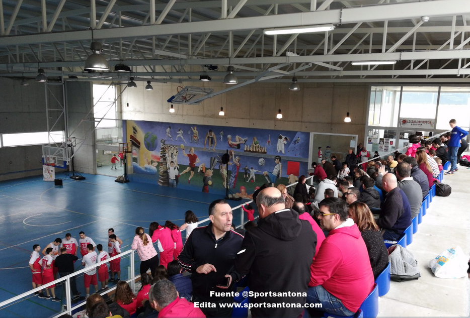 El Iberdirect - Librería  Ele  Santoña baloncesto asciende a 2ª División tras derrotar al Pas Piélag