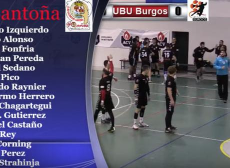 Ubu San Pablo Burgos  se impone al BM Santoña 23-25