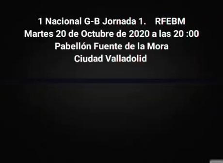 El BM Santoña se estrena en Valladolid