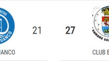 Balsámica victoria del BM Santoña en Luanco 21-27