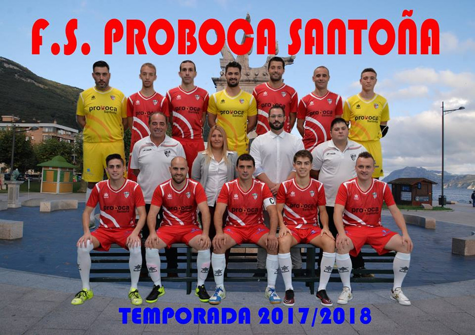 El FS Proboca Santoña cerca de la desaparición