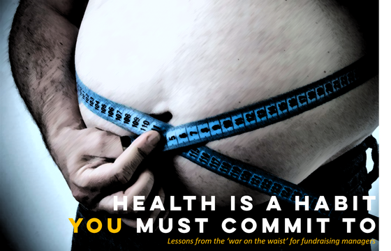 #84 Health is a habit you must commit to