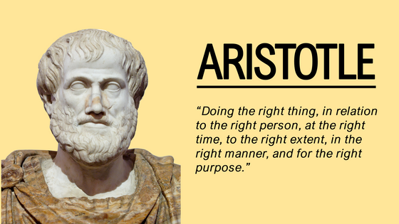 #92 Aristotle and Face to Face Fundraising