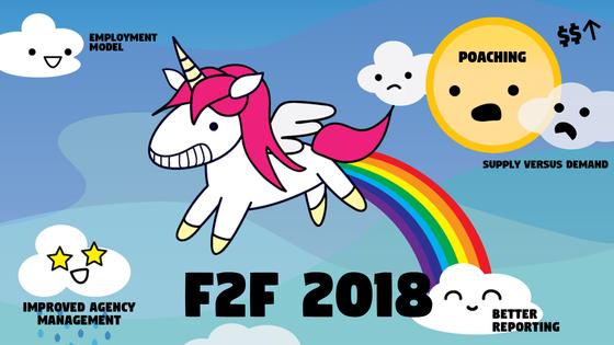 F2F Fundraising in 2018 Pt1