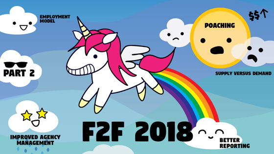 F2F Fundraising in 2018 Pt2