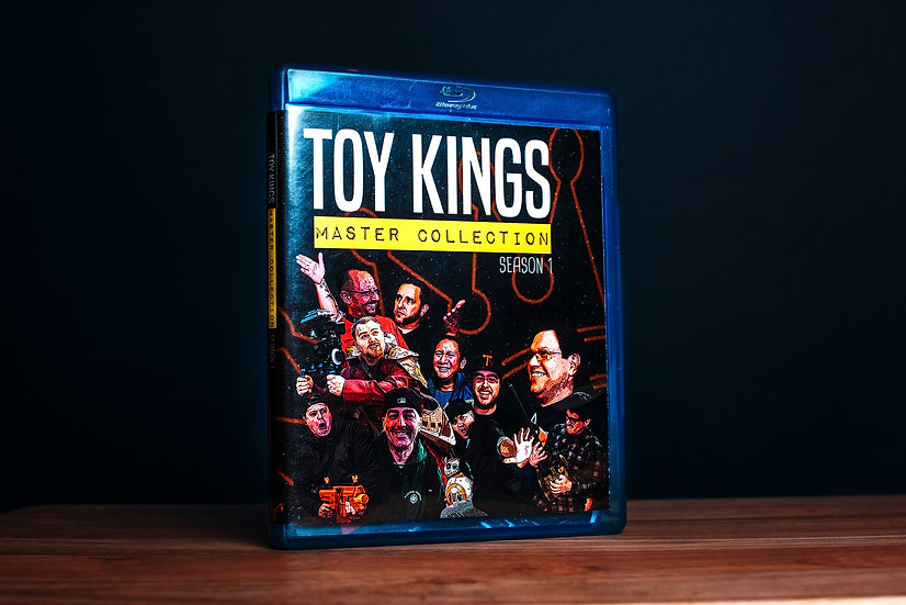 Toy Kings Master Collection Blu-ray Autographed  (Pre Order)