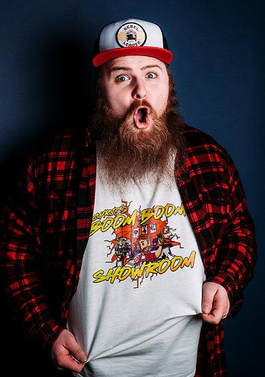 The Boom Boom Room Short-Sleeve Unisex T-Shirt