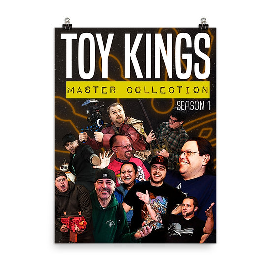 Toy Kings Master Collection Poster