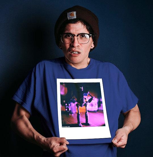 Polaroid Iron Giant Short-Sleeve Unisex T-Shirt