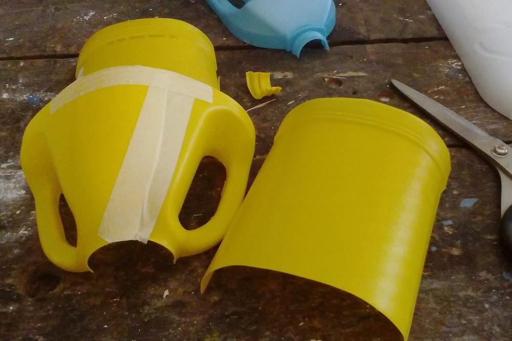 Restauració customització reciclatge DIY