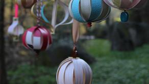 Taller de Nadal 2021: Ornaments amb paper decorat