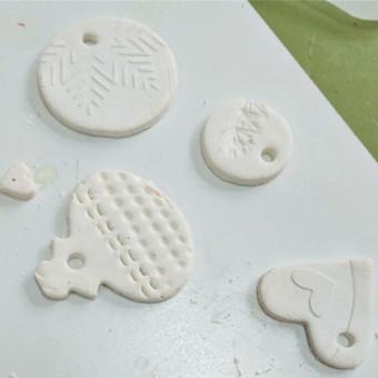 TASTET de NADAL: Ceràmica freda casolana (GIRONA)