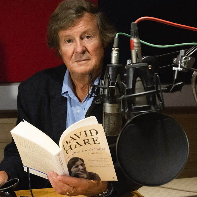 Sir David Hare in conversation with Nicholas Hytner