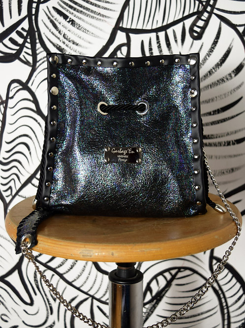 leather bag handmade made in italy