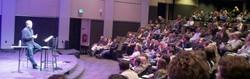 Teaching at Saddleback Church