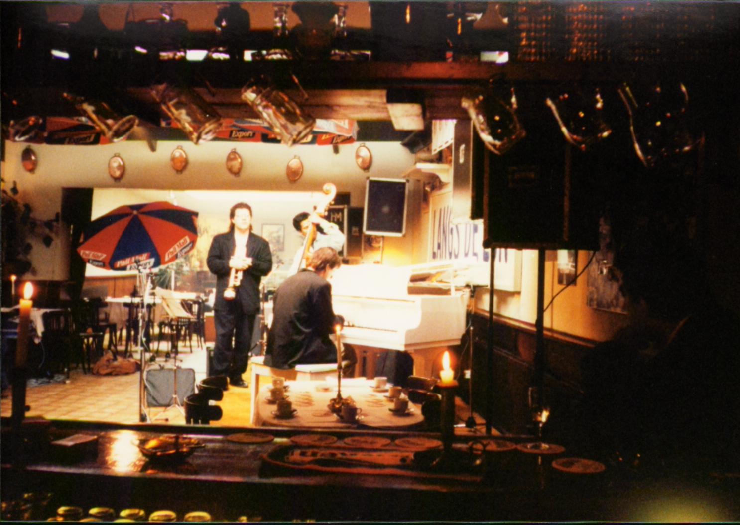 Rehearsal - Europe 1991