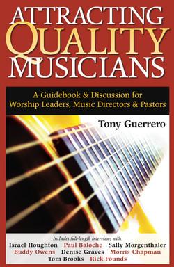 Attracting Quaity Musicians Book Cover