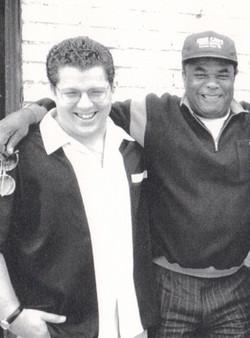 Freddie Hubbard session '96