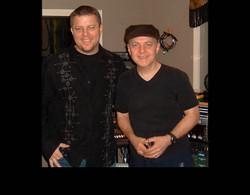 Recording w/ Phil Keaggy