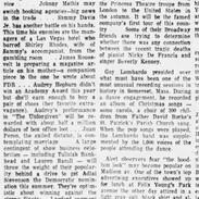 Dorothy Kilgallen - The_Tribune_Fri__Apr
