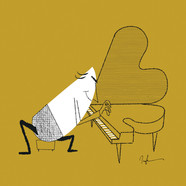 The TeeGees - Piano