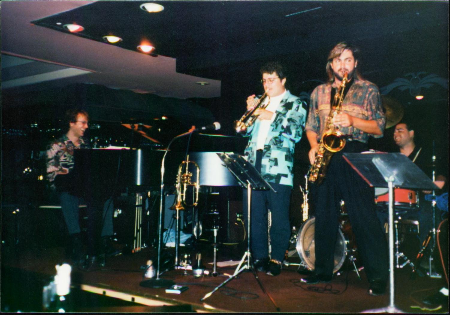 Cafe Lido 1990