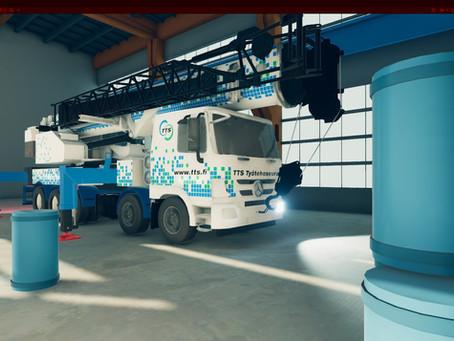 Kotimaista ja vihreää 3D-renderöintiä