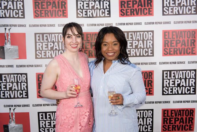 Pinkhouse at Elevator Repair Service Gala 2018