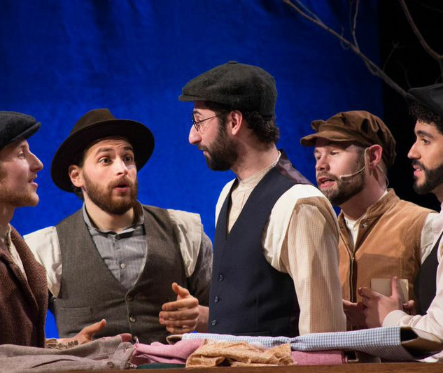 """""""Fiddler On the Roof""""-ArtisTree Theatre"""