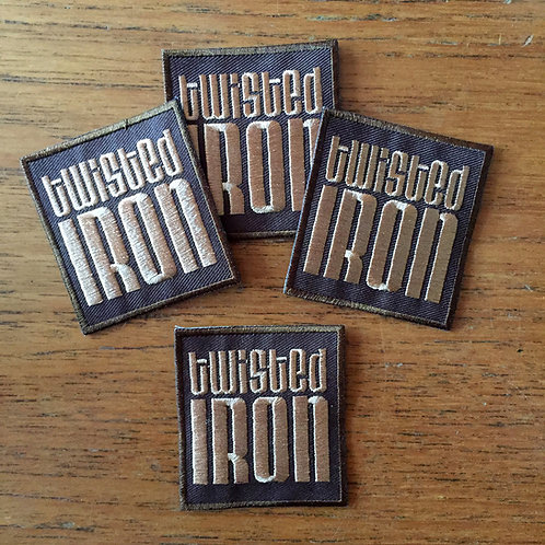 Twisted Iron Patch