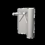 Torniquete de medio cuerpo para uso en intemperie,con tapa y gabinete de acero inoxidable