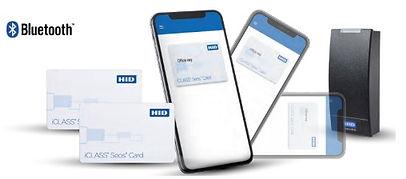 Seomx | Control de acceso HID Guadalajara Lectoras y tarjetas RFID Seos, Iclass, Bluetooth