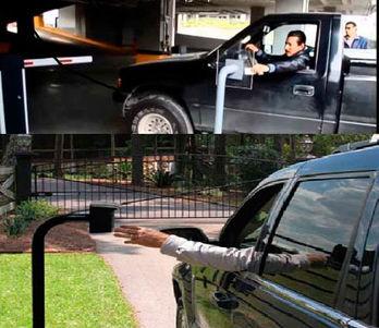 seomx - Contro de acceso vehicular a residentes con lectoras de proximidad, tarjetas de proximidad de corto alcance