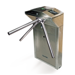 (TS1000) Torniquete en Acero, Bidireccional, Espacio para Lectora de Prox, Interiores