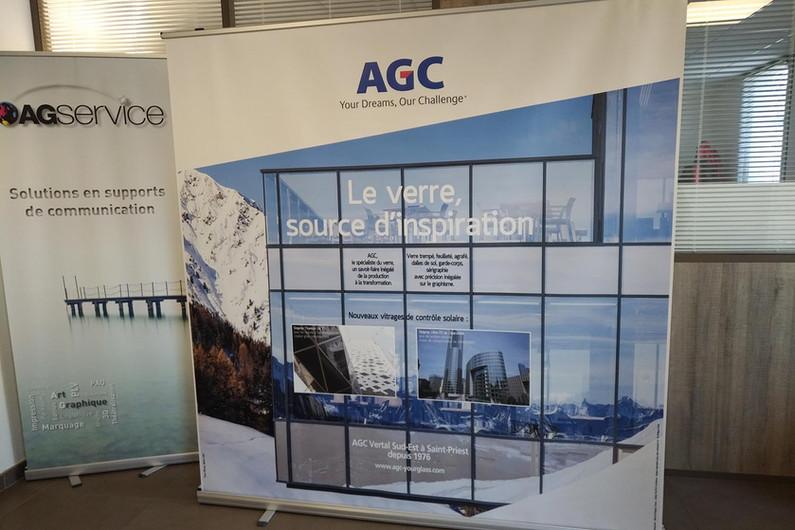 RollUp AGC 2x2m