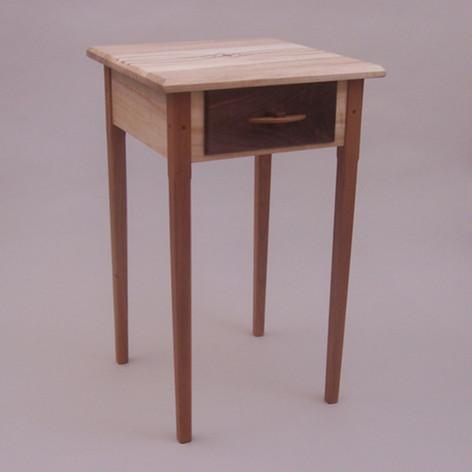 Paulonia Side Table