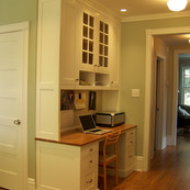 Narberth Office Built In