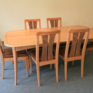 Paul & Norman's Dining Set
