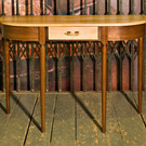 The Cresent Hall Table