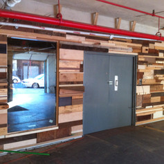 Miscellaneous Wood Wall