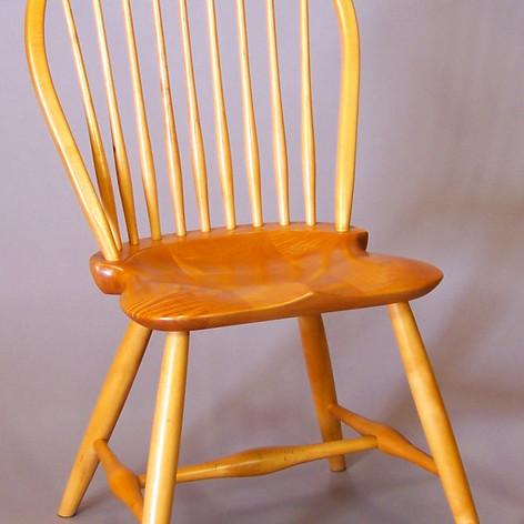 Windsor Side Chair-Straight Legs