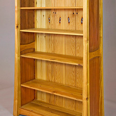 Beautiful Tall Bookcase