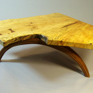 Natural Edge Coffee Table
