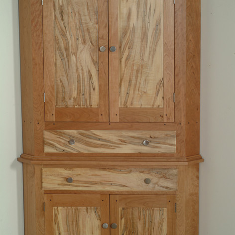 Korba's Corner Cupboard