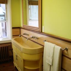 My Fishtown Bathroom