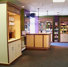 Hair Salon Cabinets