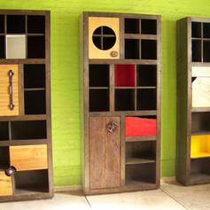 Tony's Man Cave Cabinets